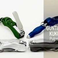 Souvenir Gunting Kuku Pulpen
