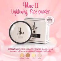 Mazaya Lightening Face Powder / Bedak Tabur