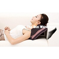 Bantal Pijat Kesehatan Double Infrared Portable Shiatsu