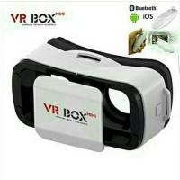 Virtual Reality Box generasi 3 + Bluetooth joy stick