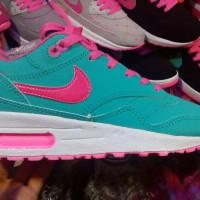 sepatu nike airmax tosca pink women // cewek // olahraga
