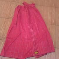 sarung celana uje/celana sarung merk wadimor merah