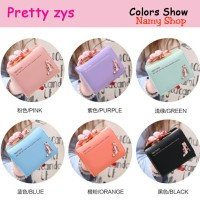HEELS SHORT WALLET - NAMY SHOP