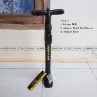 Pompa Sepeda United Pm8800 | Floor Pump United Pm-8800 | Pompa Lantai