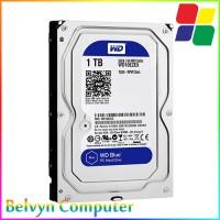 WDC WD Blue 1TB SATA3 64MB WD10EZEX Hardisk Internal PC 3.5 inch