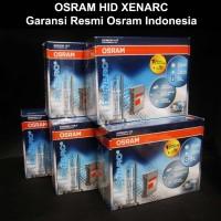 HID OSRAM XENARC FOGLAMP MAZDA MR (Osram Genuine) 6000K