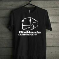 BISMANIA COMMUNITY T-SHIRT/KAOS/BAJU