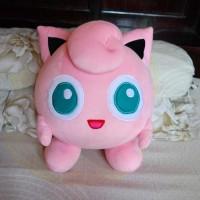 Boneka Jigglypuff (Pokemon Plush Doll)