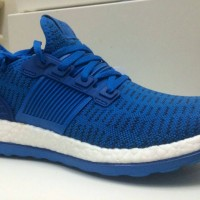 sepatu adidas pure boost zg prime blue original