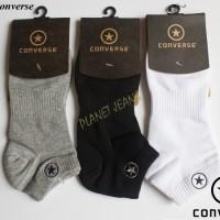 Kaos kaki pendek Converse / Kaus olahraga mata kaki Pria & Wanita K3