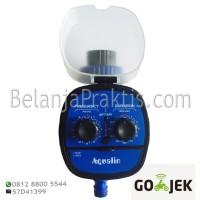 Digital Water Timer with Delay Function untuk penyiraman otomatis