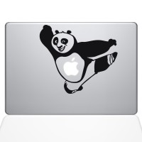 104 macbook decal sticker laptop aksesoris panda