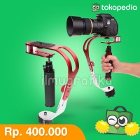 Steady DSLR steadycam , glide cam, video, stabilizer, action camera