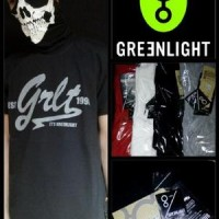Grosir Kaos Baju Distro Green Light GRLT