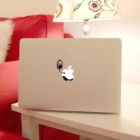 121 macbook decal / sticker laptop / aksesoris laptop murah