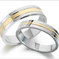 cincin palladium,perak,tunangan,nikah,sepasang,couple