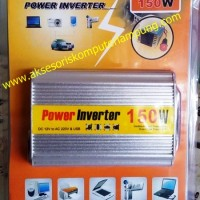 Power inverter DC 12V to AC 220v 150W