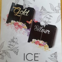 ICE GOLD & SILVER Softlens