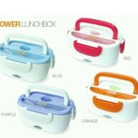 lunch box electric / kotak makan listrik / tempat makan elektrik