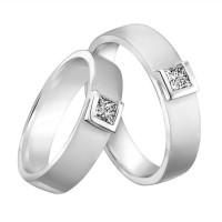 cincin tunangan,perak,sepasang murah berkualitas
