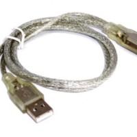 Kabel Data Hardisk HDD Eksternal Portable Mini USB 2.0 Cabang 5 Pin