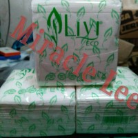 Tissue Livi Pop up _ Tissue Kotak _ Pop up Livi (isi 60 pc)