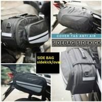 Side Bag Oval / Side Bag Motor / Tas Samping Motor