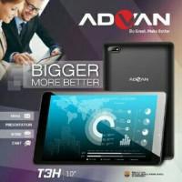 ADVAN VANDROID T3H | TABLET 10 | 8GB RAM 1GB | GARANSI ADVAN 1 TAHUN
