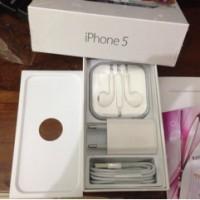 iphone 5 16 gb fullset