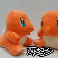 Boneka Charmander Pokemon Go / Pikachu