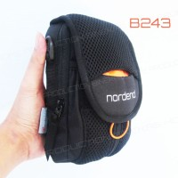Tas Handphone Double 5,5-6 Inch + Raincover Nordend B243b