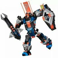 Lego LELE 79311 Nexo Knights The Black Knight Mech