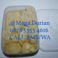 Durian Kupas Asli Medan Ready Stok Surabaya