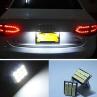 Lampu Senja LED T10 CANBUS White 9 Titik Mata Sein Mundur Plat Nomor