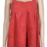 Dress Handuk Microfiber Rempel L, red, DRL-193909