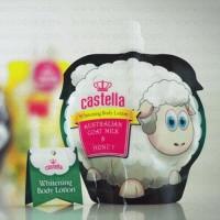 Castella Susu Domba Whitening Body Lotion