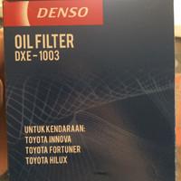 """Filter Oli Fortuner DXE 1003 Denso  17451 """""""