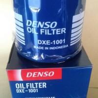 """Filter Oli Avanza All DXE 1001 Denso  12713 """""""