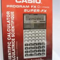 Kalkulator Casio Fx-3600pv Plus | Calculator Scientific