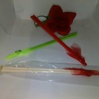 souvenir pernikahan sumpit melamine