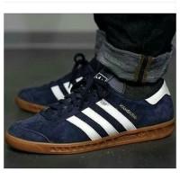 Adidas Hamburg Premium Original / sepatu adidas / sepatu original