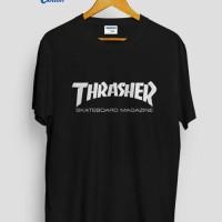 Kaos/tshirt/sablon/gildan/24s/custom/ thrasher