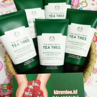Tea Tree Clearing Lotion The Body Shop