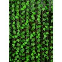 hiasan daun/daun hias/daun pagar/hiasan cafe/hiasan dekorasi