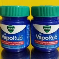 Vicks Vaporub 50 gr untuk batuk pilek anak