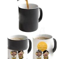 Magic Mug Kado Unik, Murah dan Romantis dijual satuan