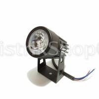 Lampu Spot / Sorot Outdoor Led 3 Watt Mini (Warm White / Kuning)