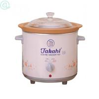 Takahi Slow Cooker 1.2 Liter Pink