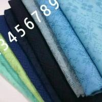 kain batik dobby polos Cirebon
