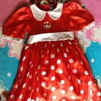 dress anak import ori disney